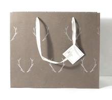 wedding gift costume paper shopping bag