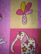 Cotton fabric for bed sheets