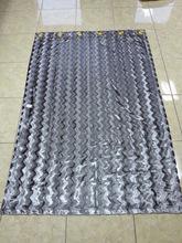 silk douppioni fabric for curtain