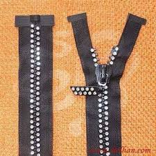Diamond Zipper