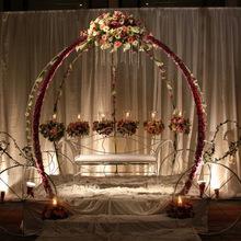 Wedding Fiber Pillar