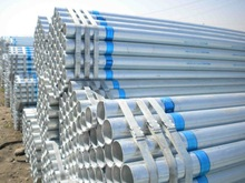 Galvanised Tubes & Pipes