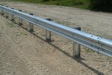 Rail Highway Crash Barrier