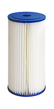 Bigblue polyester pleated filter cartridge