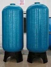PE liner FRP tank for water treatment
