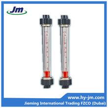 Plastic type flow measuring instrument