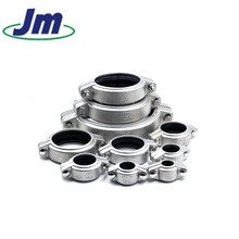 stainless steel coupling for membrane housing