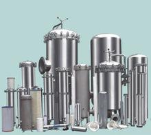 stainless steel filter housing