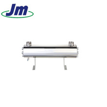 stainless steel water purifier led uv sterilizer