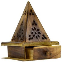 Arabic Wooden Incense Burners