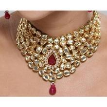 Artificial Kundan Bridal Jewellery