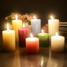 Christmas Handmade Natural Candles