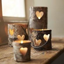 Floral Handmade Natural Candles