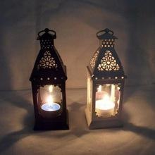 Metal Lantern Lamp
