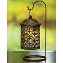 Outdoor Hanging Garden Lantern