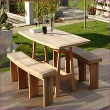 Solid Dining Room Wooden Chair