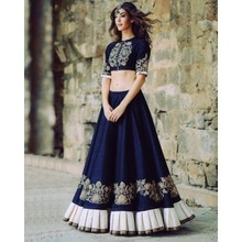 Wedding Net Lehenga Sarees