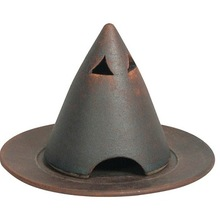 Wooden Cone Holders Burners