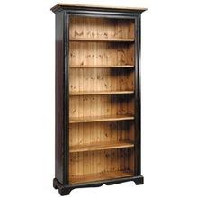 Wooden Library Book Shelves
