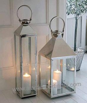 Metal Steel Lanterns