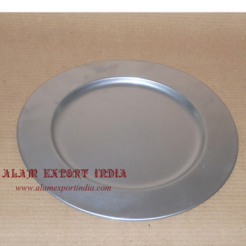 Plane Charger Plate