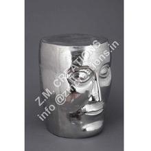Stool Aluminum Metal