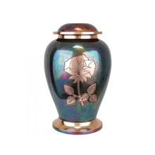 adult brass Funeral urns