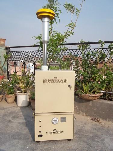 Air Pollution Monitoring Instruments (TGEE 01)