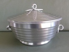 Aluminium Double wall Ice Bucket