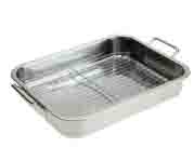 Baking Tray with Grill