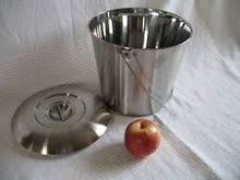 Customized ss Pail Bucket