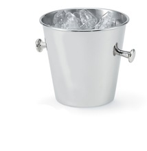 Matt finish Stainless steel beer bucket