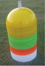 Plastic Dome Cone Set