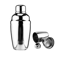Stainless Steel Classy Cocktail Shaker