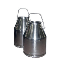 Stainless Steel Milk Pail