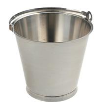 Stainless Steel Mirror Finishing Bucket
