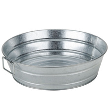 Stainless steel small Tub Plain