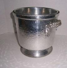 Stainless steel Vintage Ice Bucket