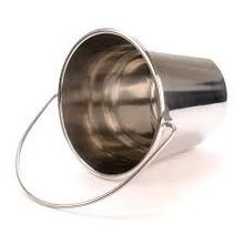 Stainless steel water storage pail Bucket