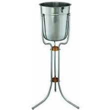 Steel Wine Bucket and stand