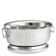 stainless steel Champion Ring Tub