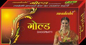 Gold Dhoop Batti