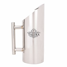 water stainless steel pitcher