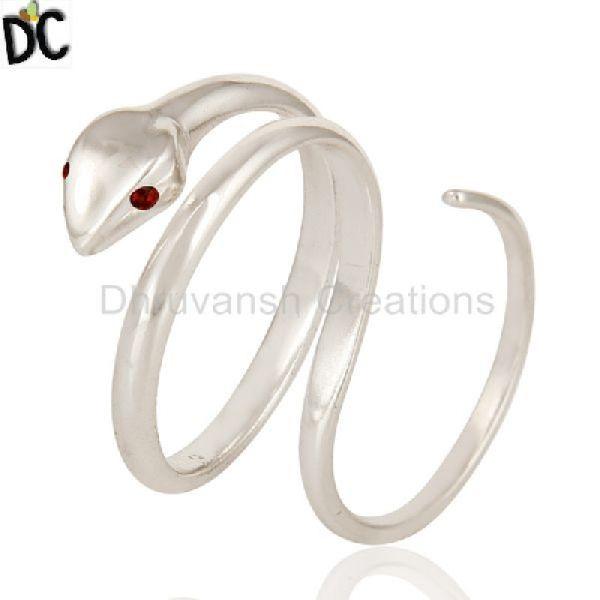 078e343b3 Snake Designer Double Finger Rings Manufacturer in Jaipur Rajasthan ...