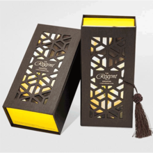 Sweets &dates wooden gift boxes