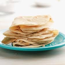 4 Flour Tortillas