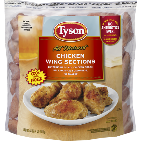 Chicken Wing Sections