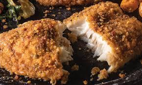Fried Tilapia Fillets