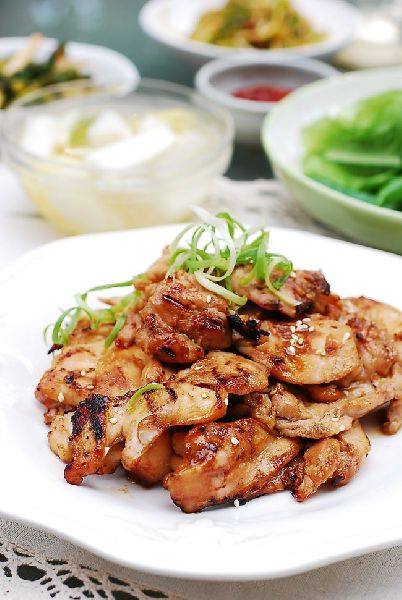 RTC Frozen Korean Teriyaki Chicken