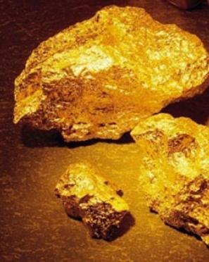 Raw gold bars (001)